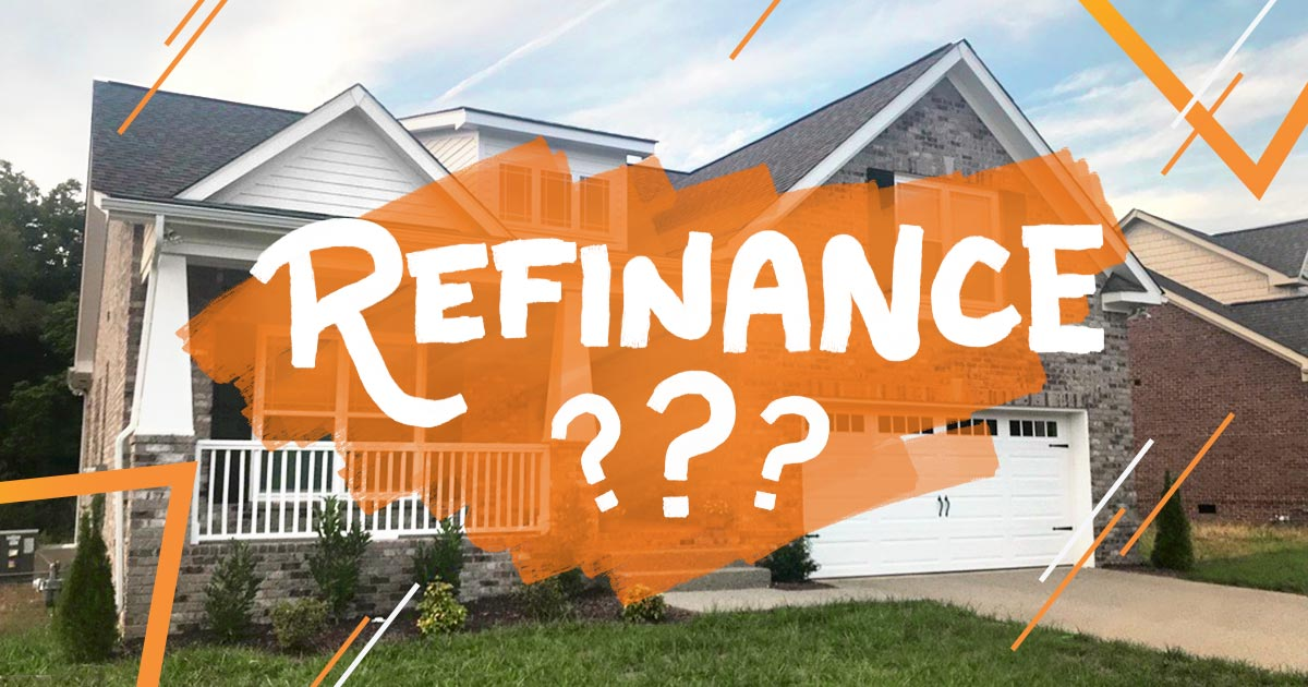 Refinance Your House